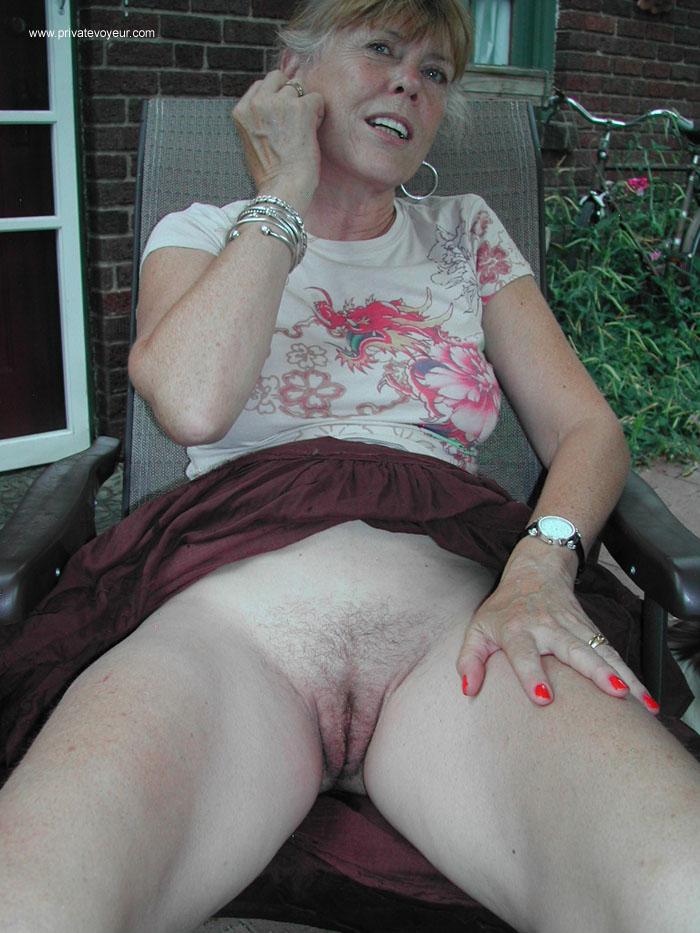 Mature private voyeur wife